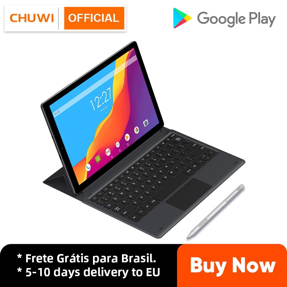 Review CHUWI HiPad X 10.1 inch 1920×1200 Screen MTK Octa Core Android 10 OS 4GB RAM 128G ROM Phone Call Tablets 7000mAh