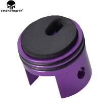 Emersongear BD Ultra culasse avec un coussinet sur fond Double O tête de baril-7 pour Ver. 7 boîte de vitesses M14 AEG Paintball Airsoft PCP