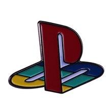 """PS1 démarrage Logo broche cartouche tueur broche représentent les jours de gloire """"partout, quand, pour toujours."""""""