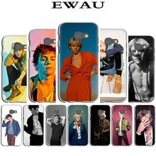 EWAU Ross Lynch R5 Band Hard Phone Cover Case for Samsung Galaxy J1 J2 3 5 Prime J6 7
