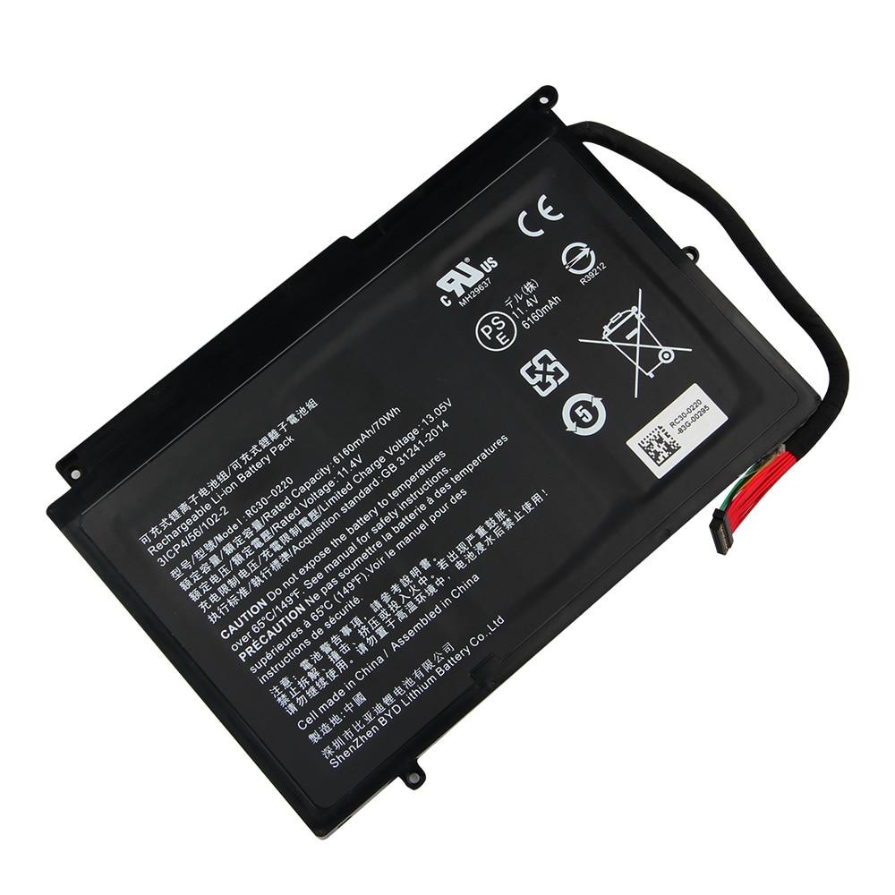 Original Replacement Laptop Battery RC30-0220 RZ09-0220 For Razer Blade Pro 17