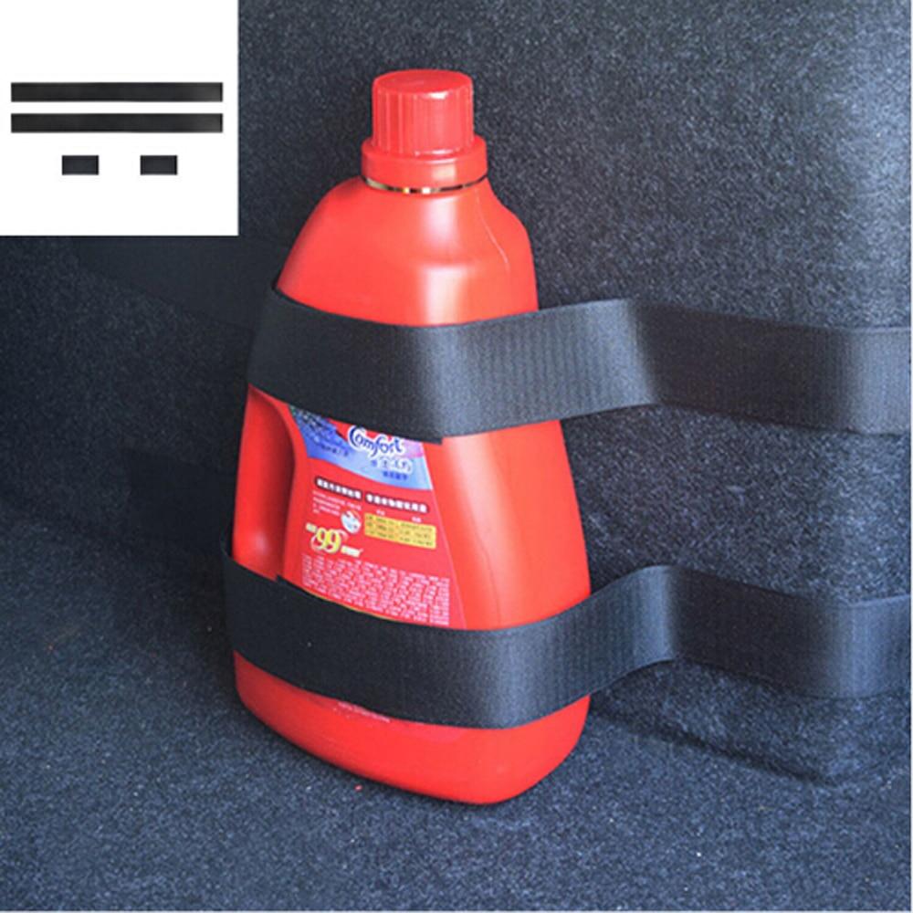 4 Pcs/set Car fire extinguisher strap for Toyota Aurion Crown S210 S200 GT 86 Yaris iA 3 Car Accessories