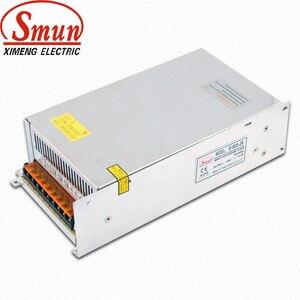 SMUN S-600-60 110 В/600 В переменного тока до Вт, 60 В постоянного тока, 10 А, одинарный выход, импульсный источник питания Industrial SMPS