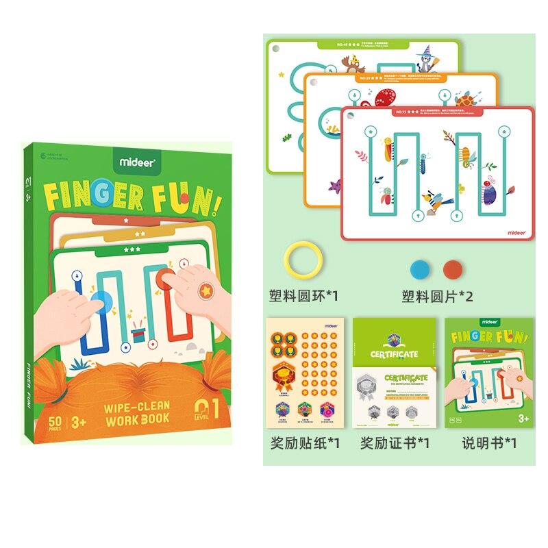 Miالغزلان الأطفال في وقت مبكر التعليمية للأطفال الكرتون الملونة الطفل مثيرة للاهتمام رسومات مصنوعة يدويًا لعبة ورقة الرسم