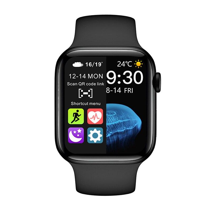 New HW22 Smartwatch Men Women 1.75 Inch HD Screen Bluetooth Call DIY Watchfaces Smart Watch Sports F
