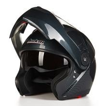 New Jiekai 115 flip up motorcycle helmet men moto helmet double lens racing helmet capacete moto cascos REMOVE INNER + gift bag