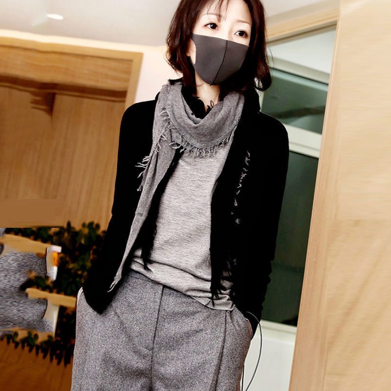 Spring and autumn thin sweater 2021 new foreign style wool sweater enlarge