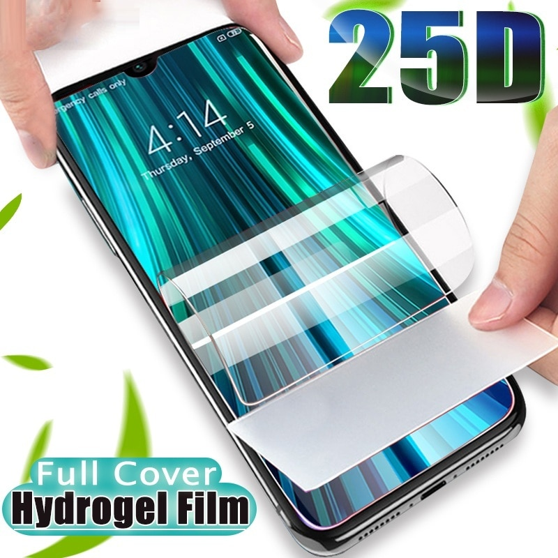 Protector de pantalla Asus Zenfone 6 ZS630KL película completa para Asus Zenfone...