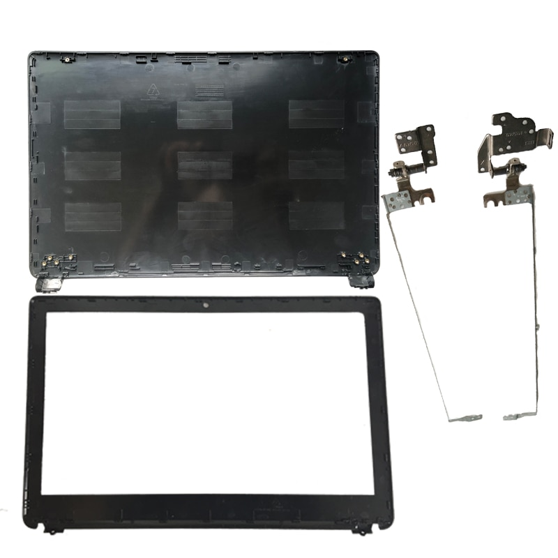 NEW For Acer Aspire E1-510 E1-530 E1-532 E1-570 E1-532 E1-572G E1-572 Z5WE1 LCD BACK COVER/LCD Bezel Cover/LCD hinges