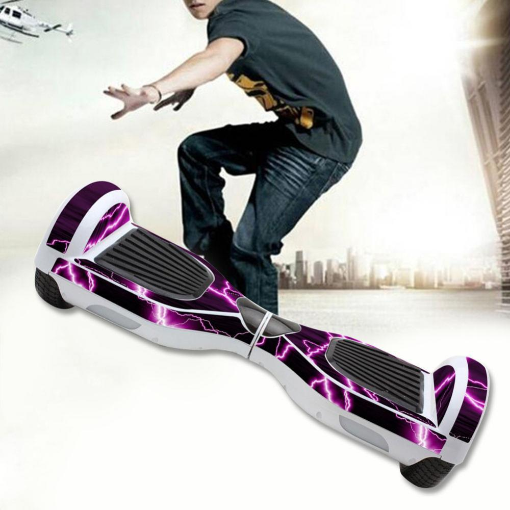 35% Hot Sales!!! 2Pcs Waterproof Anti Scratch Hover Board Protective Stickers for Balance Scooter
