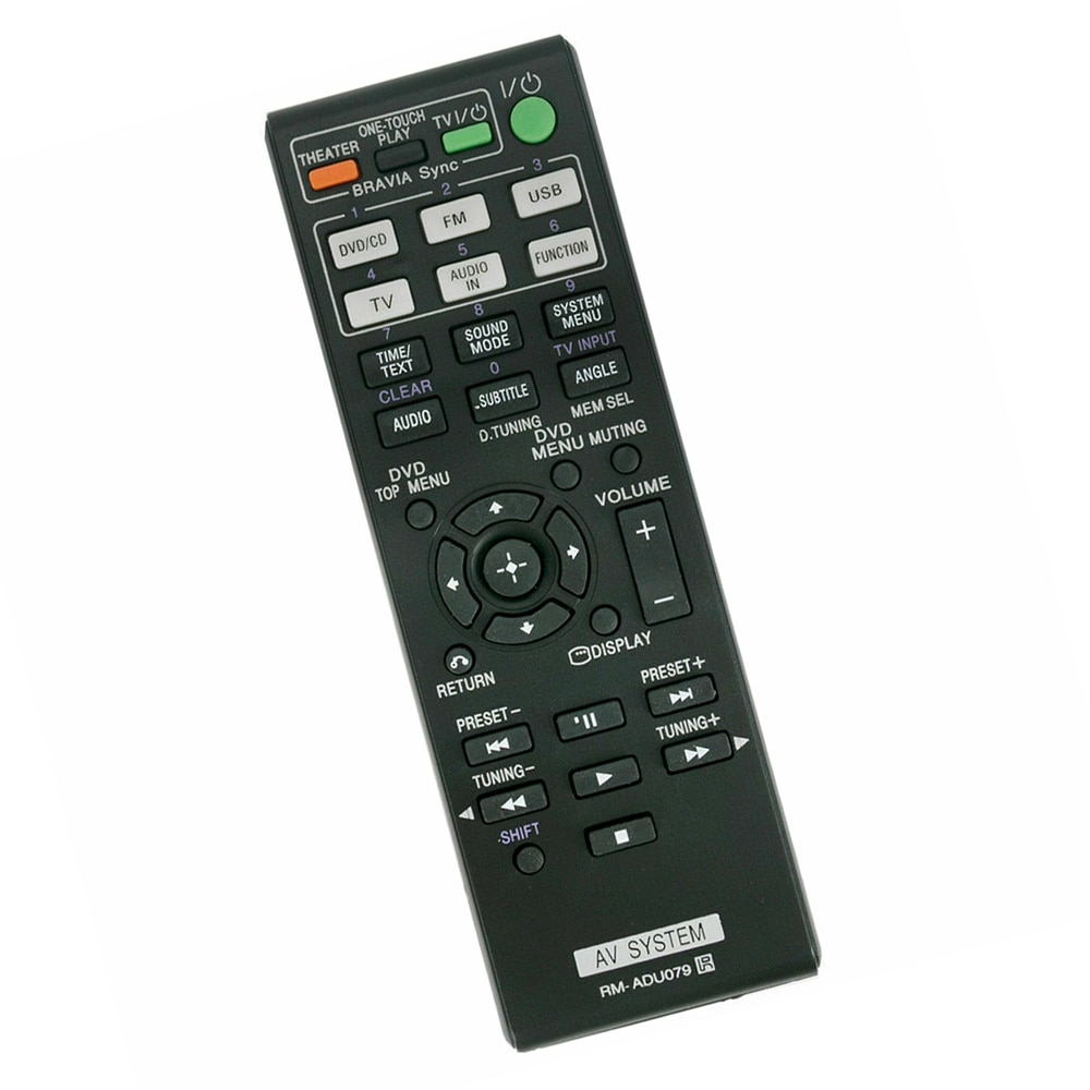 New Replaced Remote Control For SONY  HBD-DZ170 HBD-DZ171 HBD-DZ175 HBD-TZ210 HBD-TZ230 Home Theater System
