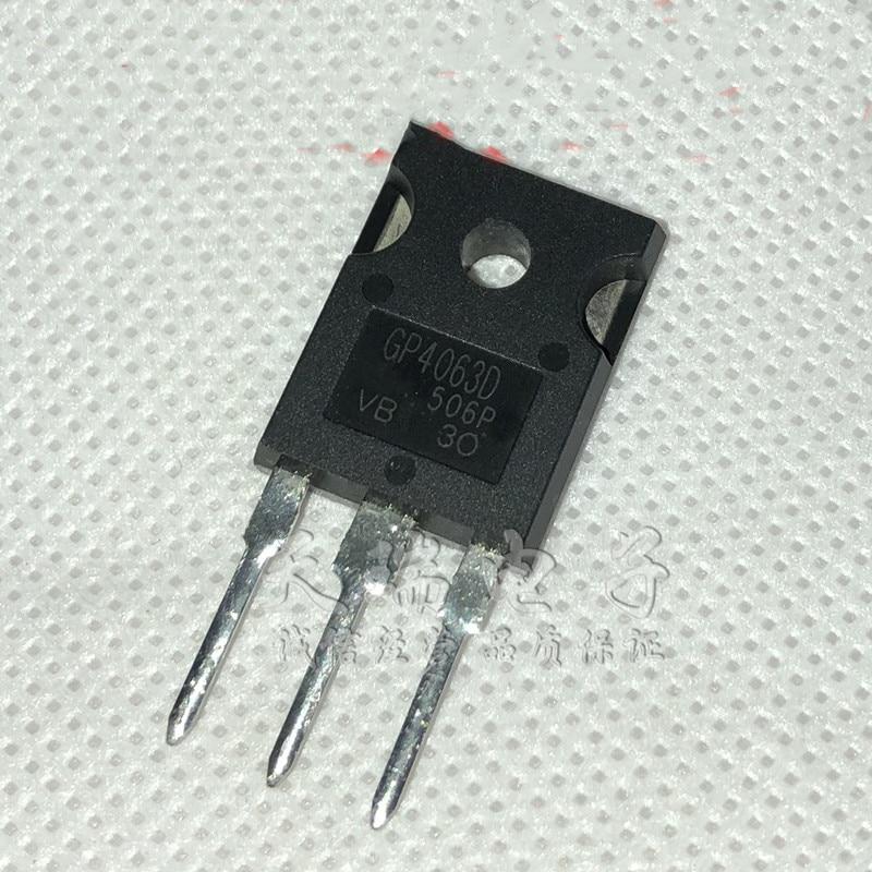 Бесплатная доставка 2 шт. IRGP4063D TO-247 GP4063D TO-247 IRGP4063 IRGP4063DPBF TO-3P 48A 600V новый оригинальный бренд