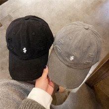 Hat Female Online Influencer Letter Baseball Cap Korean Style Japanese Style All-Match Embroidered P