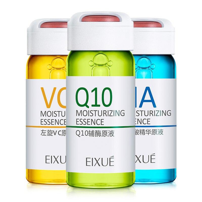 Коэнзим Q10, сыворотка для лица, пептид, никотинамид, гиалуроновая кислота, 30 мл, сыворотка для отбеливания лица, лифтинг, Визаж, витамин е