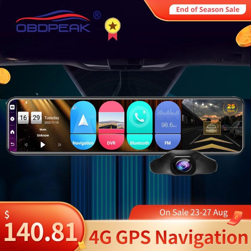 OBDPEAK 4G+32G 12