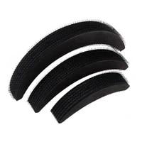 3pcsset hair styling volume women increase puff sponge pad bump up insert base diy headwear hair styling accessories tool
