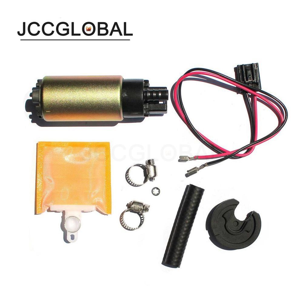 Nueva bomba de combustible eléctrica con Kit de instalación para Chevrolet Dodge Eagle Ford Aspire Isuzu Impulse Isuzu Trooper E8212