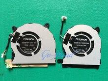 CPU Laptop Cooling Fan Para Lenovo Ideapad U300s U300S-2DU EG50040V1-C020-S9A EG50040V1-C010-S9A L + R Um Par Térmico