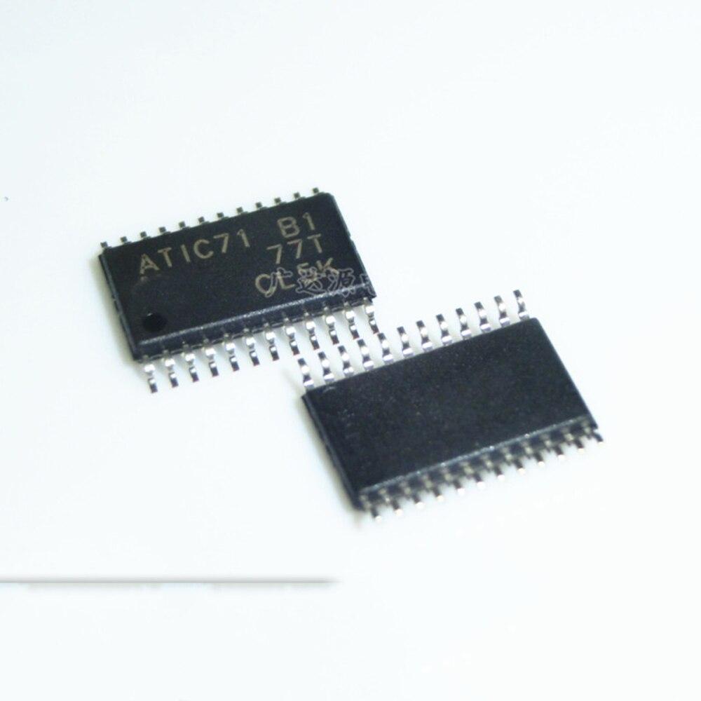 10 قطعة/الوحدة ATIC71 B1 ATIC71B1 TSSOP-24 100% الأصلي العلامة التجارية جديد