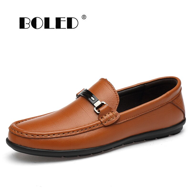 new suede leather with mesh shoe men breathable casual shoes leather flats plus size soft driving men shoes loafers moccasins Plus Size Men Loafers Spring Summer Soft Natural Leather Men Shoes Moccasins Breathable Slip On Driving Flats Shoes Men