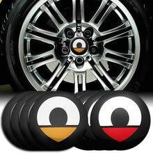 4pcs Car Wheel Center Hub Caps Cover Rim Sticker Badge For Benz Smart Logo FORTWO FORSPEED FORFOUR ROADSTER FORSTARS Forvision
