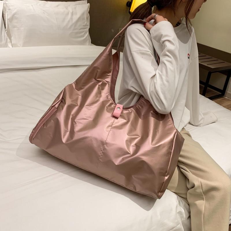 Large Capacity Shoulder Swimming Bag Dry and Wet Separation Training Gym Sports Bag Yoga Handbag Bolsa Deporte Sport Bags BN50SB
