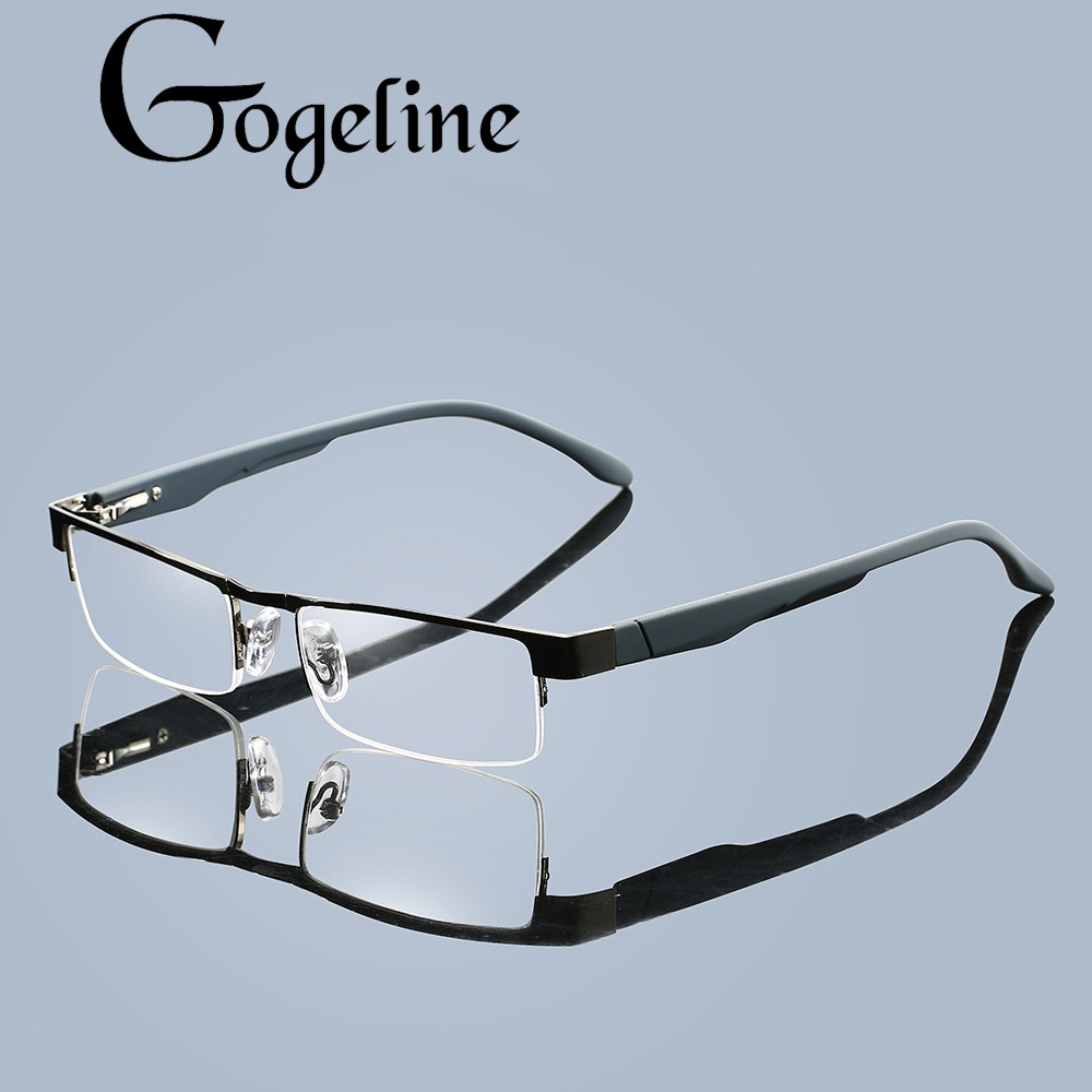 Reading Glasses Women Men Alloy Presbyopia Eyeglasses with diopters Hyperopia Prescription Eyewear Non spherical lens Spring