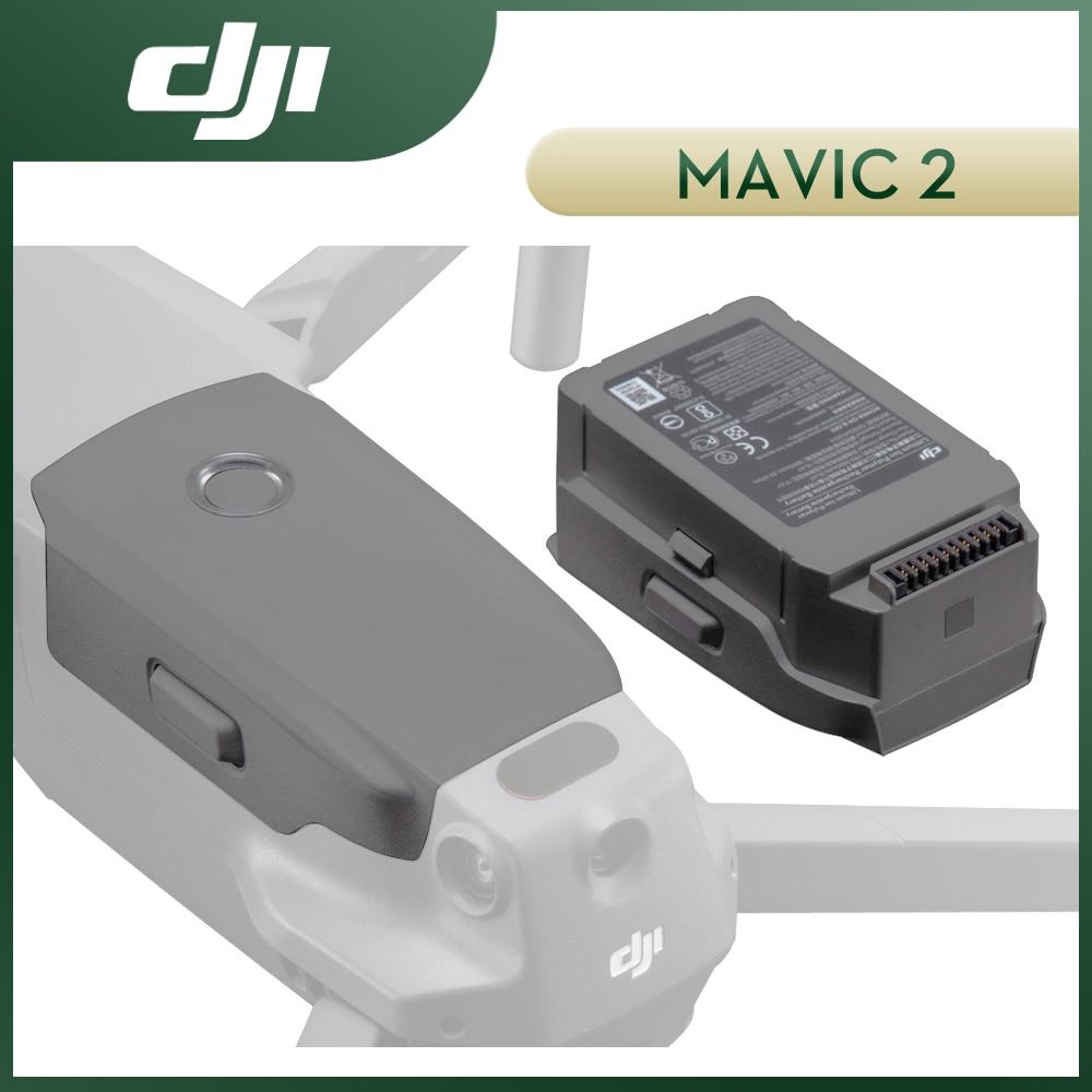 Mavic de DJI 2 Batería batería de Vuelo Inteligente de alta capacidad LiPo células 31min 3850mAh 15,4 V para Mavic 2 Pro / Zoom Original