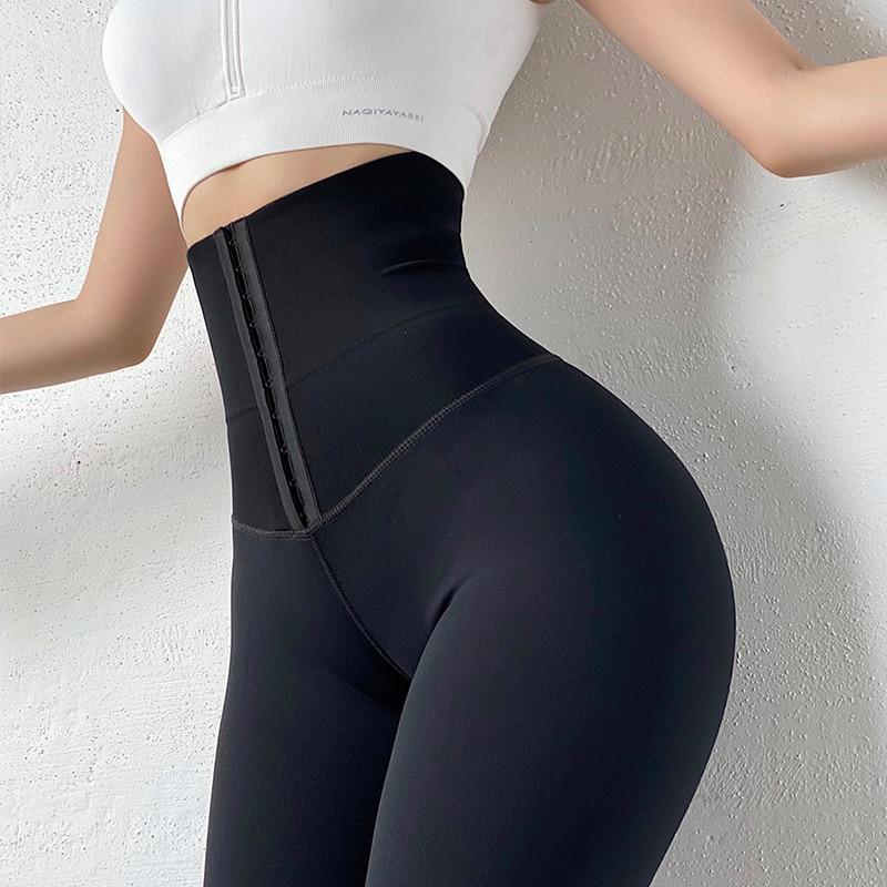 Women Legging for Fitness High Waist Leggings Push Up Sports Leggings Women Sexy Slim Black Legging Sportswear