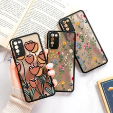 Honor 8X Case For Huawei Honor 9X 8A 9A 20 Pro 30S 10X Lite Mate 30 40 Case Hard PC Matte Full Cover