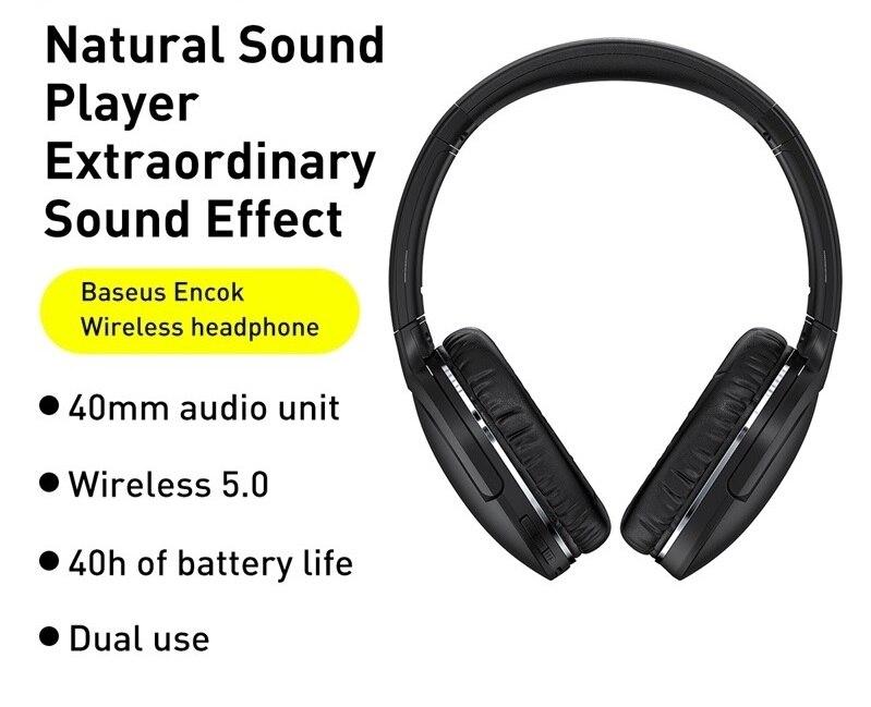 Handsfree Headset D02 Pro Wireless Headphones Sport Bluetooth 5.0 Earphone Ear Buds Head Phone Earbuds For iPhone