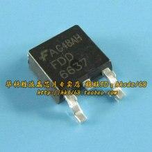 Livraison FDD6637 tube à effet de champ libre TO252 paquet