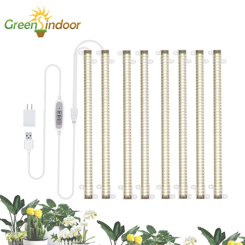 Фото - Phytolamp For Plants Timer Phyto Lamp Full Spectrum Efficiency USB Warm White Leds Indoor LED Grow Light For Growth Hydroponics fotios pasiouras efficiency and productivity growth
