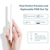 Карандаш Uogic для iPad, стилус для Apple Pencil 2 1, ручка для iPad Pro 11 12,9 2021 2020 2018 2019 Air 4 7-го 8-го
