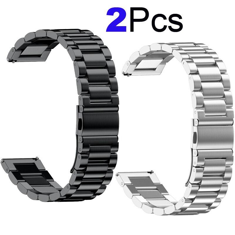 Миланский ремешок из нержавеющей стали для Huawei Watch GT 2E/2 46 мм 42 мм ремешок для Honor Magic 2 46 мм 42 мм ремешок для часов 20 мм/22 мм браслет