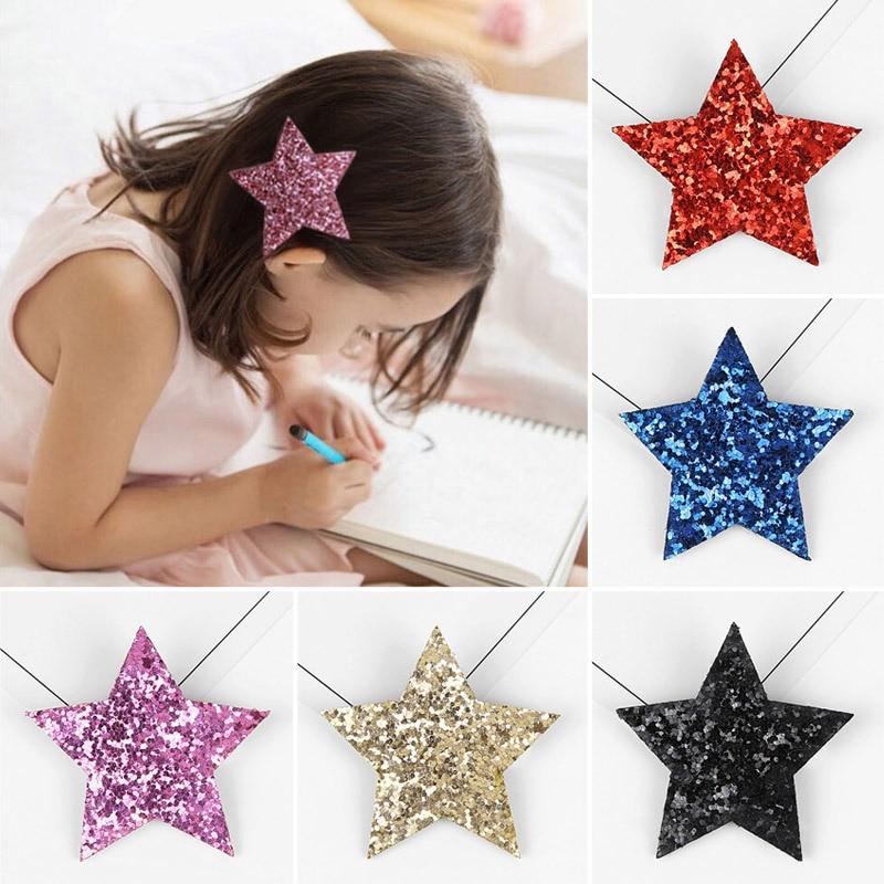 Детские заколки для волос для маленьких девочек, заколки для волос, инструмент для укладки волос, детские ювелирные изделия, блестящая боль...