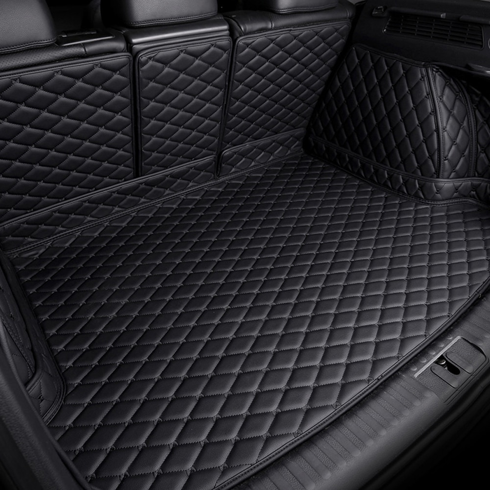 Esteras de carga para coche de marca personalizada para Land Rover Range Rover L405 Sport Evoque Land Rover descubrimiento 3/4 Coche estilo piso l