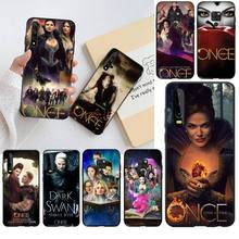 YJZFDYRM Once Upon A Time TPU Soft Silicone Phone Case Cover for Huawei P40 P30 P20 lite Pro Mate 30