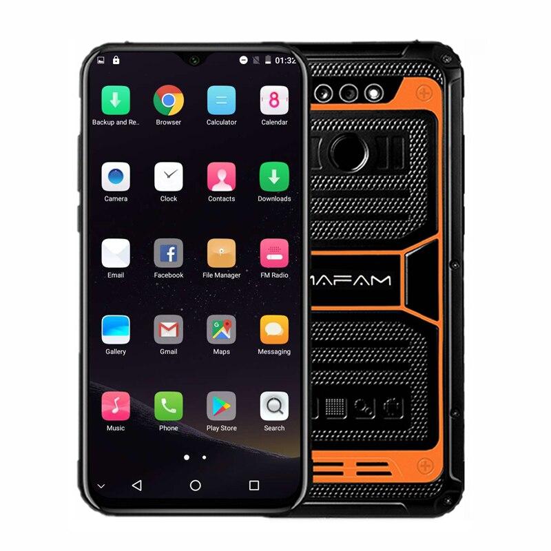 Teléfono Inteligente 6,26 pulgadas, Android 6,0, pantalla gota HD, reconocimiento de huella dactilar, 3G WCDMA móvil GSM, tarjeta doble, teléfonos móviles