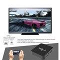 4K Android TV Box RK3228 HD 3D Smart TV Box 2,4G, Wi-Fi, умный дом Дистанционное Управление Google Play Youtube Media Player Декодер каналов кабельного телевидения компьютерной приставки к телевизору