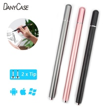 Universal Smartphone Touch Screen Pen For Stylus Android IOS Lenovo Xiaomi Samsung Tablet Drawing Pe