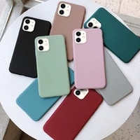 case for iphone se 2020 11 12 mini pro xr xs max cover coque for apple 7 8 6s plus 5s funda etui thin luxury caps soft cute