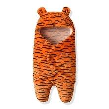 Saco de dormir de otoño para bebé recién nacido, manta envolvente de puntos, bonito saco de dormir, ropa de cama sólida para bebé