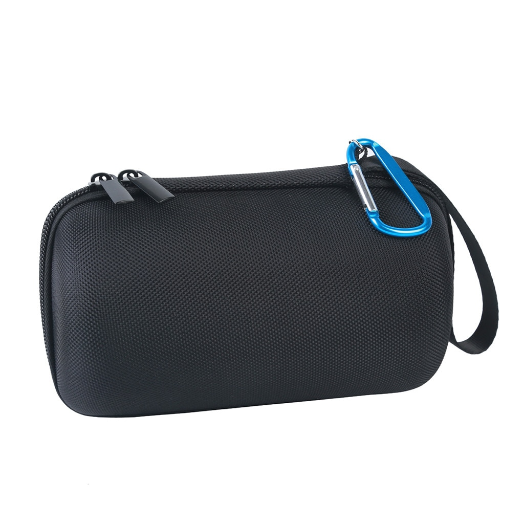 Funda de viaje portátil, funda de bolso rígido de EVA para Logitech UE Wonderboom, caja de almacenamiento inalámbrica de Altavoz Bluetooth 104 # C