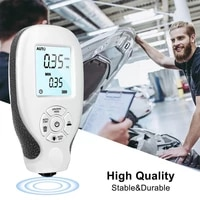 1pc practical car paint coating thickness gauge meter display coating testing high definition paint screen tool r4q9