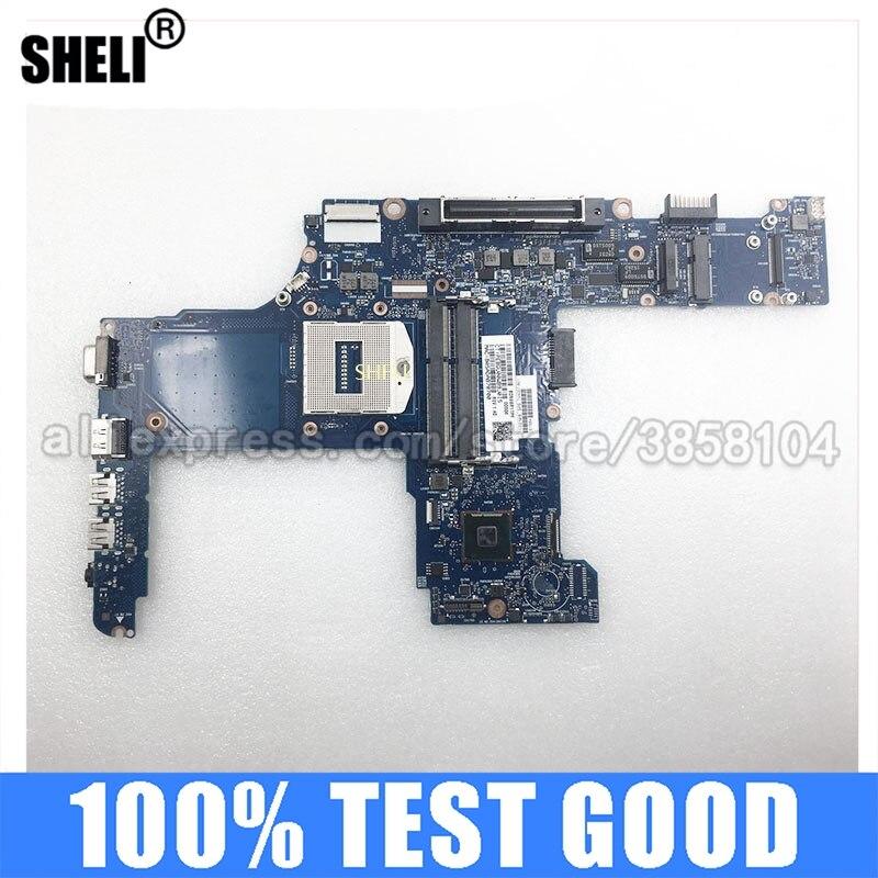 SHELI FOR HP 744007-601/744009-601 ProBook 640-G1 650-G1 Series اللوحة الرئيسية 744007-001 6050A2566302 اللوحة الرئيسية 100% Work OK