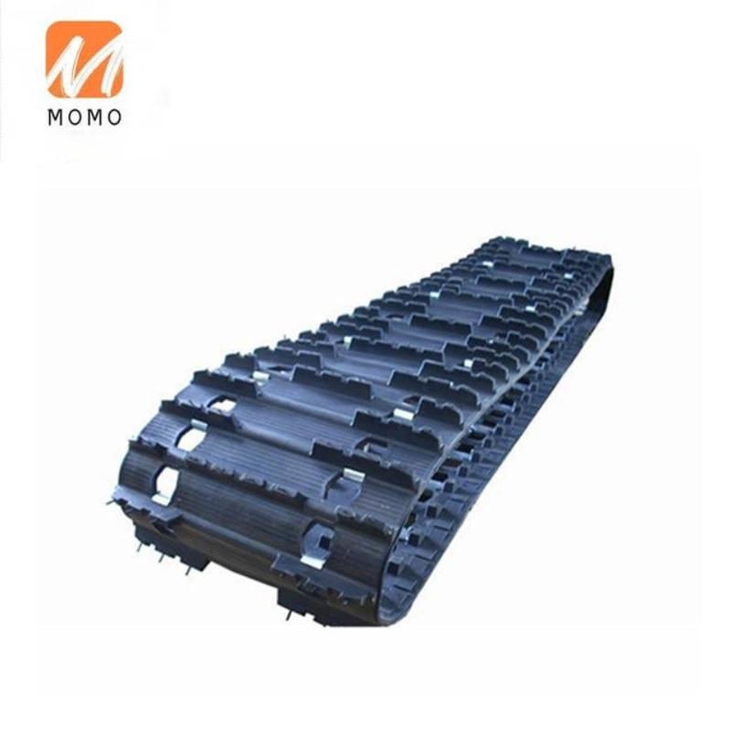 توفر الآلات الهندسية هيكل الزاحف المطاط الهيدروليكي