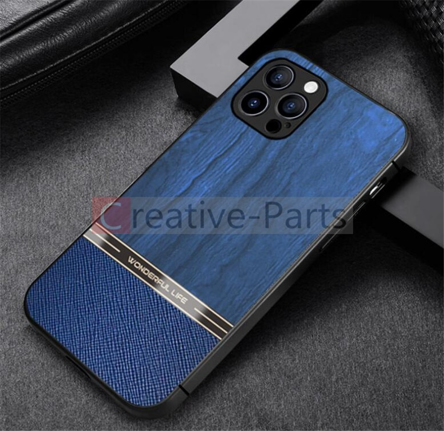 iPhone 12 Pro Max Wooden Case 12