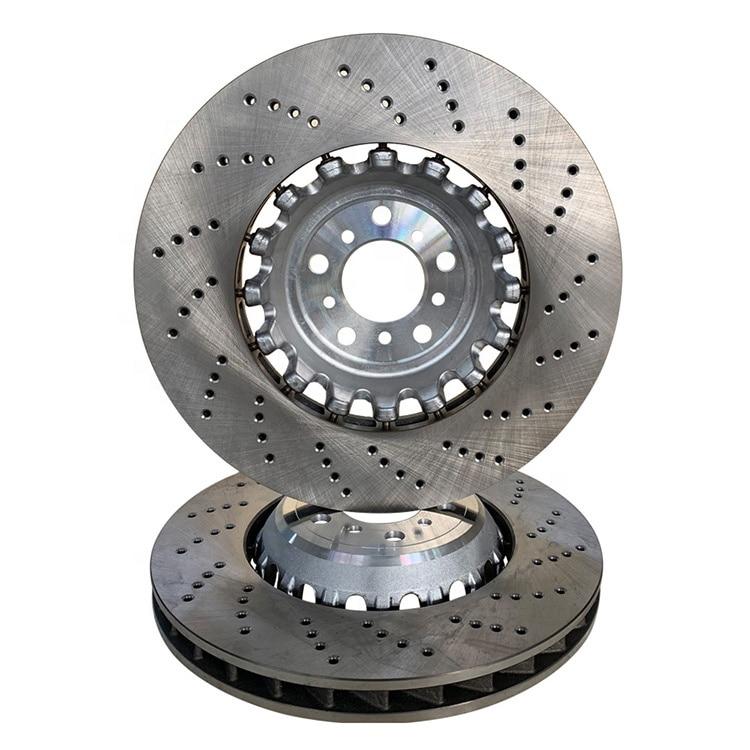 34112284101 поперечные просверленные Роторы и тормозные диски для bmw m5