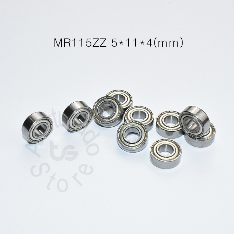 mr115zz-5-11-4-mm-10piecesfree-shipping-bearing-abec-5-metal-sealed-miniature-mini-bearing-mr115zz-mr115-chrome-steel-bearings